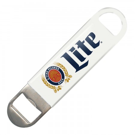 Miller Lite Speed Opener Bottle Opener