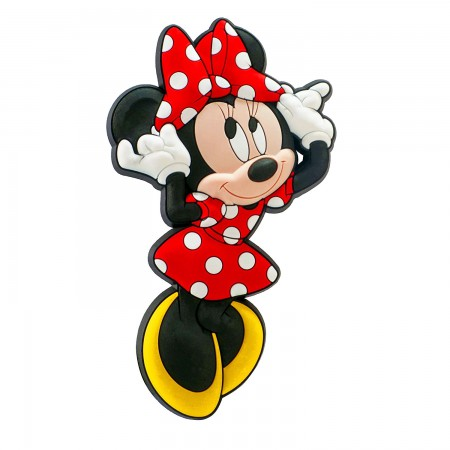 Minnie Mouse Soft Magnet