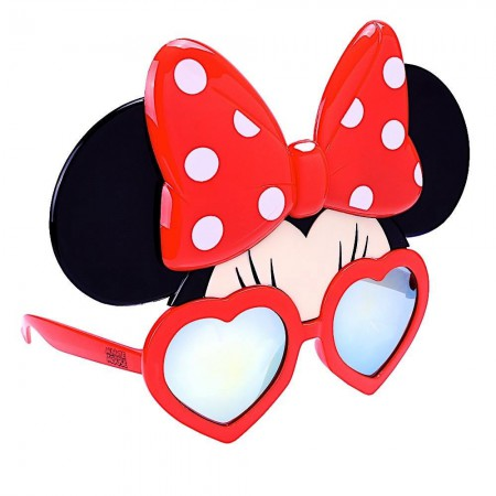 Minnie Mouse Bow Sun-Staches Sunglasses