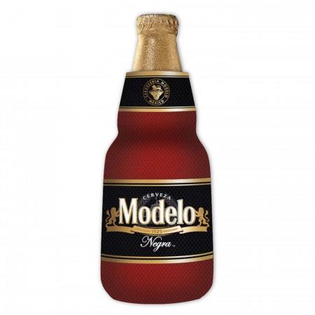 Modelo Negra Zippered Bottle Insulator