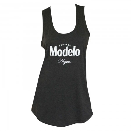 Negra Modelo Women's Black Tank Top