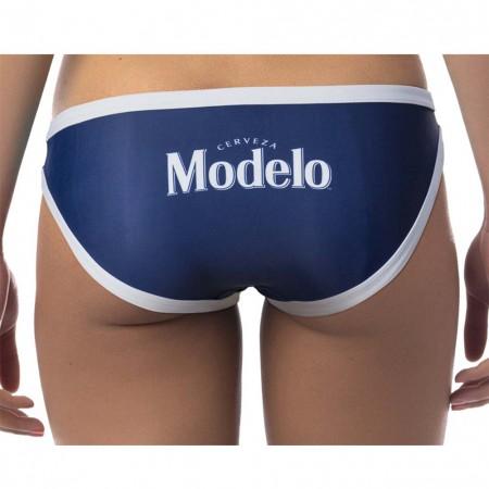 Modelo Sport Top Women's Blue Bikini