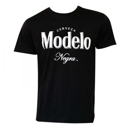 Negra Modelo Logo Tee Shirt
