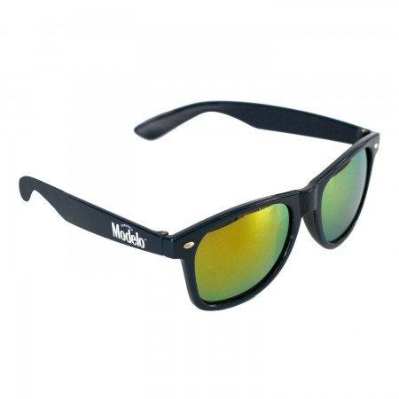 Modelo Especial Black Reflective Sunglasses
