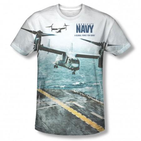 US Navy Osprey Sublimation T-Shirt