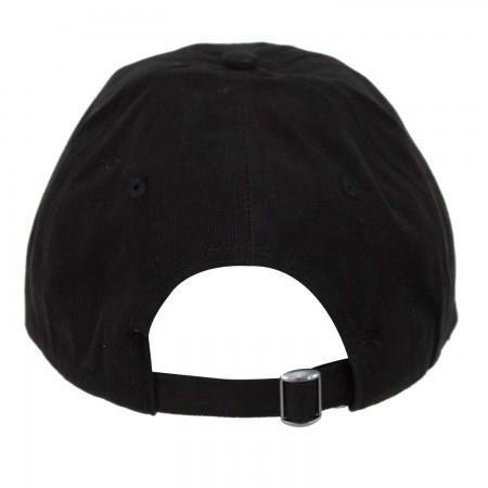Nightmare Before Christmas Black Snapback Hat