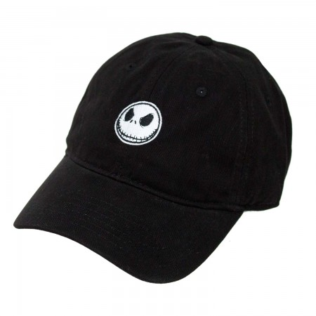Nightmare Before Christmas Jack Snapback Hat