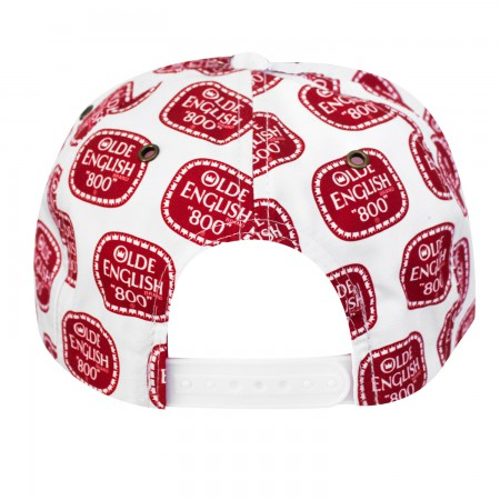 Olde English All Over Print Hat