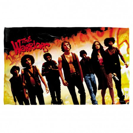 The Warriors Beach Towel
