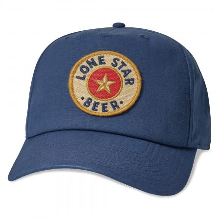 Lone Star Beer Surplus Patch Adjustable Hat