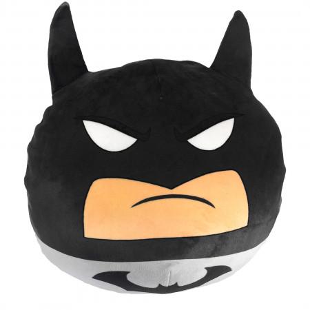 "Batman Grey Detective 11"" Round Cloud Pillow"