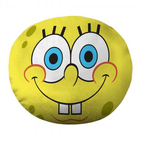 "SpongeBob SquarePants 11"" Round Cloud Pillow"