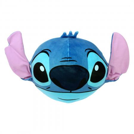 "Disney Lilo and Stitch 11"" Round Cloud Pillow"