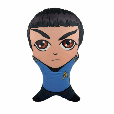 Star Trek Spock Character Pillow