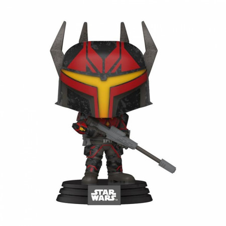 Star Wars Darth Maul's Captain Clone Wars Funko Pop! Vinyl Figure