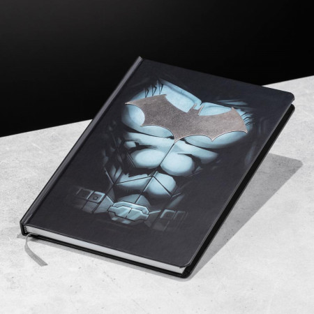 Batman Metal Notebook