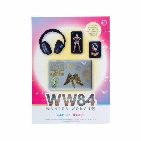 Wonder Woman 1984 Gadget Decals Set