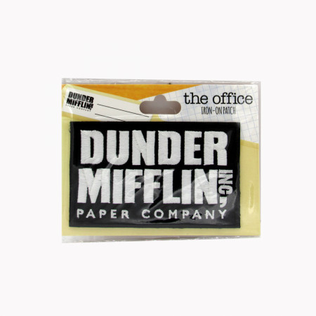 The Office Dunder Mifflin Patch