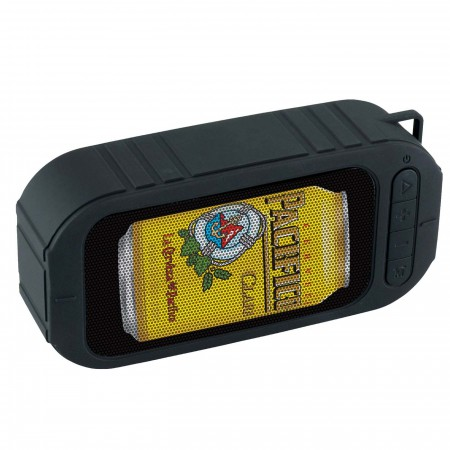 Pacifico Black Bluetooth Speaker