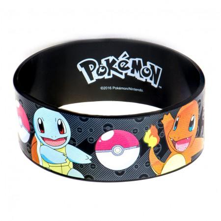 Pokemon Characters Rubber Bracelet