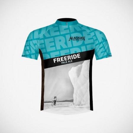 Alaskan Freeride Pale Ale Cycling Jersey