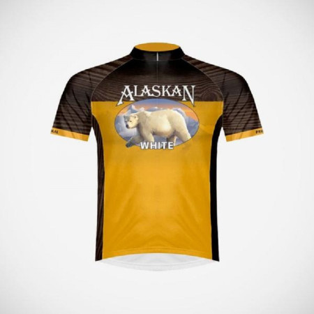 Alaskan White Ale Cycling Jersey