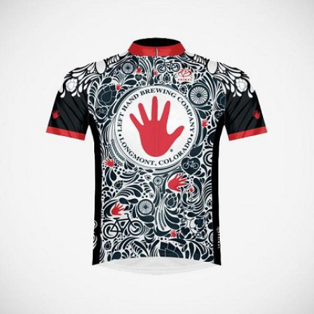 Left Hand Brewing Men's Cycling Jersey