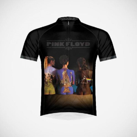 Pink Floyd Body Art Men's Cycling Jersey