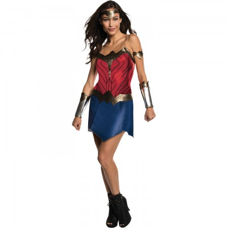 Wonder Woman Complete Adult Movie Costume