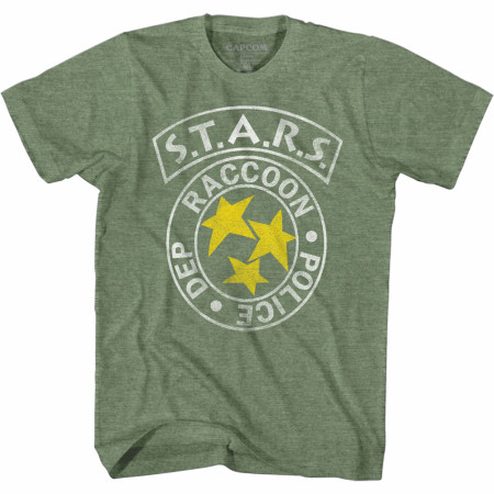 Resident Evil STARS Racoon City Police T-Shirt
