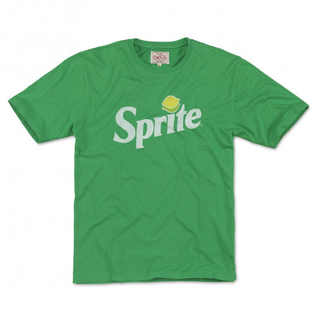 Sprite Men's Green Classic Logo T-Shirt