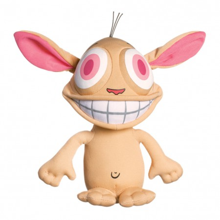 Ren And Stimpy 6 inch Plush Ren Doll