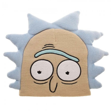 Rick And Morty Costume Rick Beanie