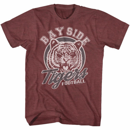 Saved By The Bell Bayside Tigers Football T-Shirt