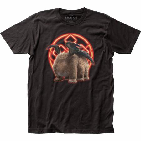 Marvel Studios Shang-Chi Morris & Seal T-Shirt