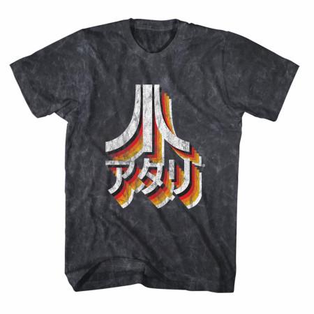 Atari Kanji Design T-Shirt