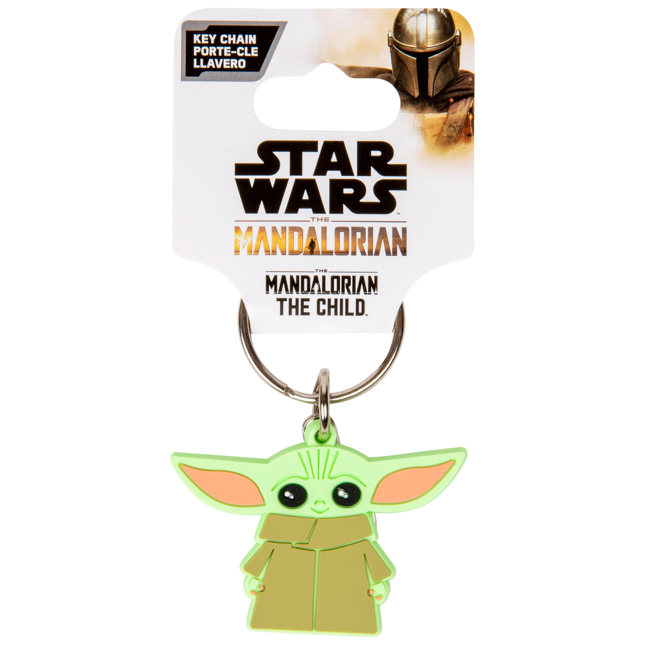 Star Wars The Mandalorian The Child Chibi Keychain