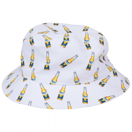 Corona Extra Bottles All Over Print Bucket Hat