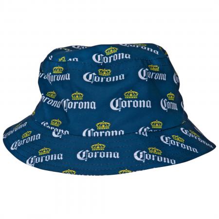 Corona Extra Crown Symbol All Over Print Bucket Hat