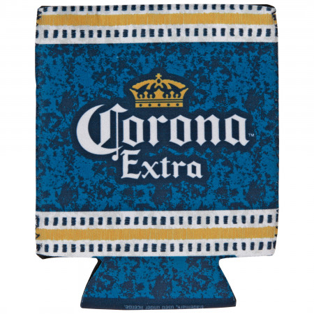 Corona Extra Vintage Label Can Cooler