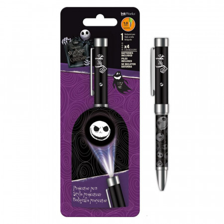 Nightmare Before Xmas Jack Projection Pen