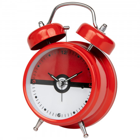 Pokemon Ball Alarm Clock