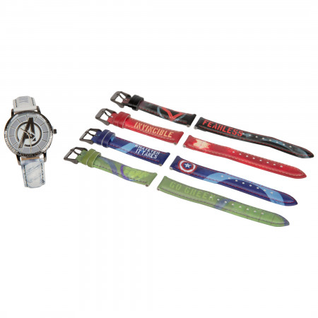 Avengers Watch With Interchangeable Bands