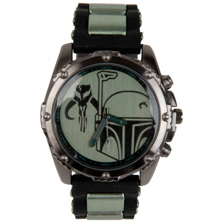 Boba Fett Analog Watch