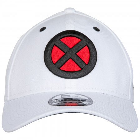 X-Men Symbol Storm Costume Themed New Era 39Thirty Fitted Hat