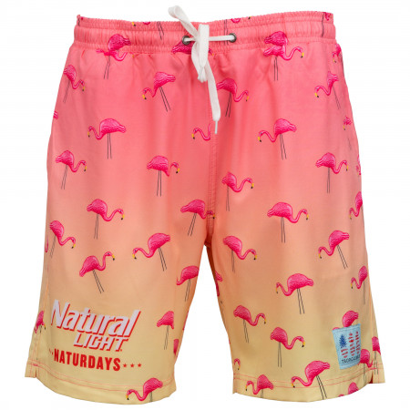 Naturdays Natural Light Flamingo Swimsuit