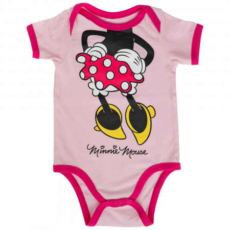 I Am Minnie Mouse Infant Onesie