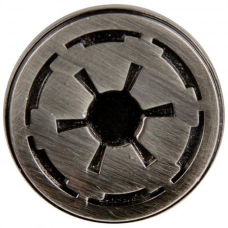 Star Wars Empire Logo Pewter Lapel Pin
