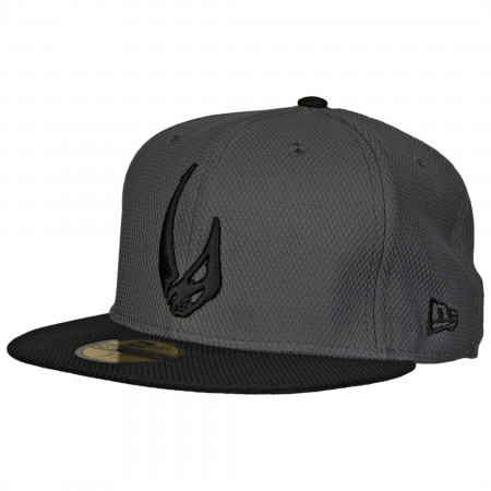 Star Wars Mandalorian Mudhorn Sigil Diamond Tech New Era 59Fifty Fitted Hat