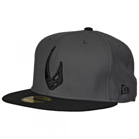 Star Wars Mandalorian Mudhorn Sigil Tech New Era 59Fifty Fitted Hat